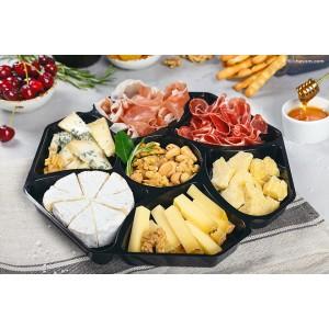 Тарелка «Сырно-мясное ассорти»