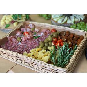 Набор сырно-мясной гастрономии
